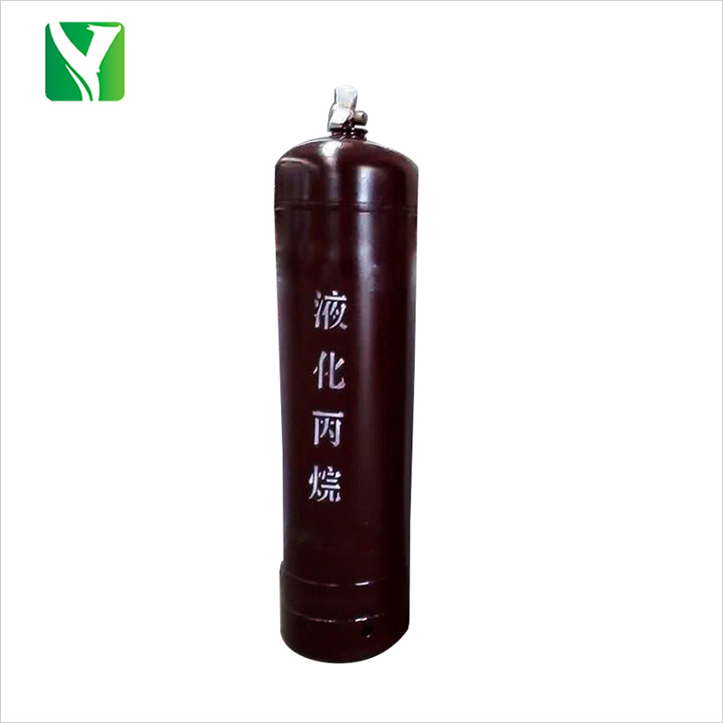 Wholesale Factory directly supply refillable seamless steel Propane gas cylinder with competitive price